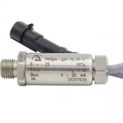 Датчики давления МИДА-ДИ-15-М-1